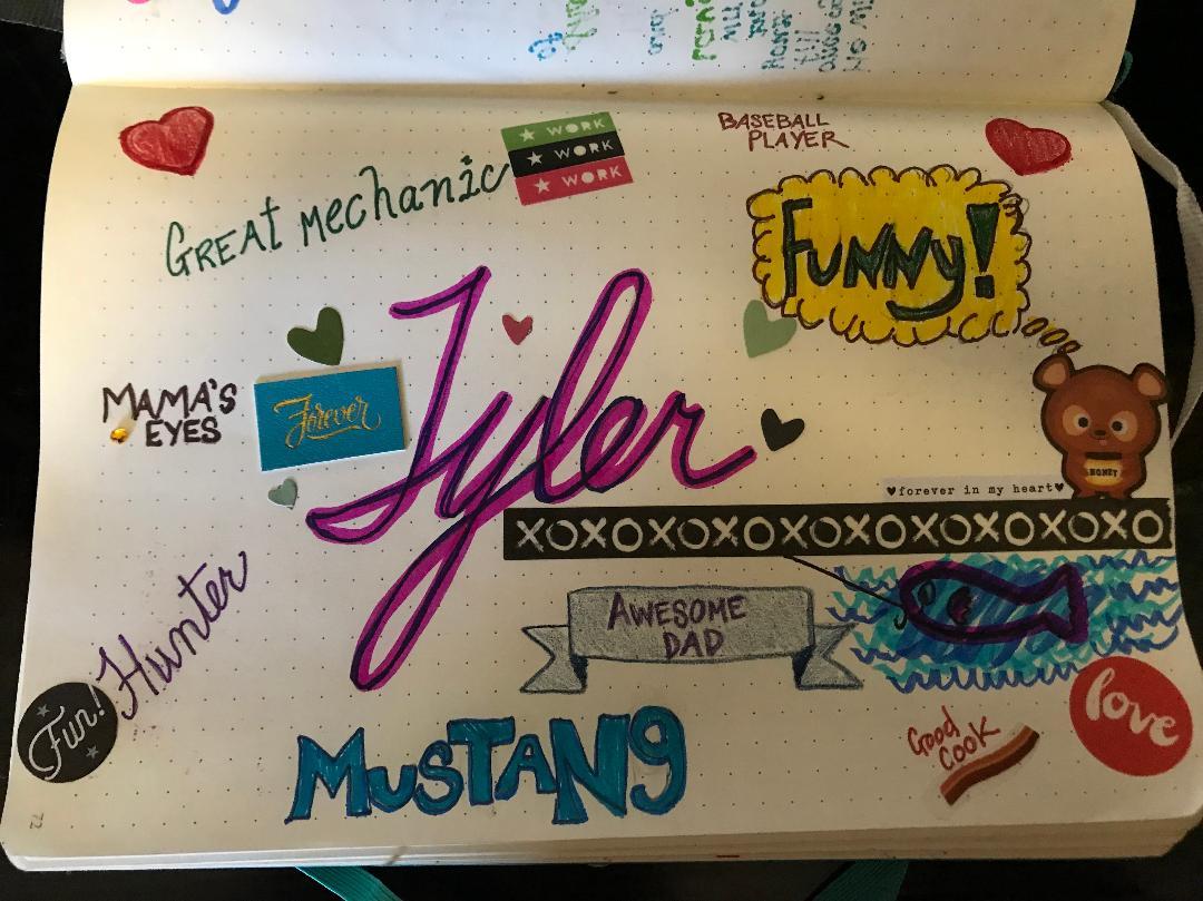 Tyler positive poster